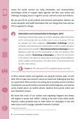 ICT's for Feminist Movement Building - Page 6