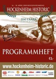 For Sale: ex Jim Clark Lotus 44, Formula 2 - Bosch Hockenheim ...