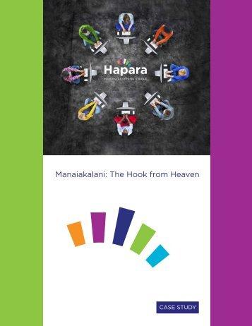Manaiakalani The Hook from Heaven