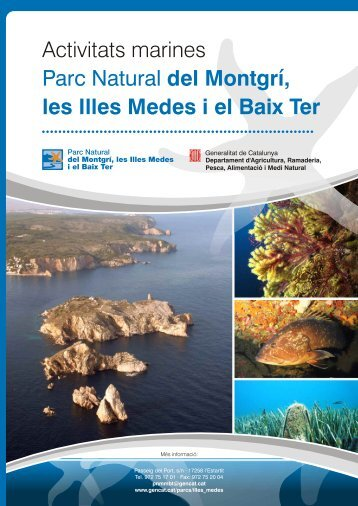 les Illes Medes i el Baix Ter