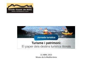 11 ABRIL 2013 Museu de la Mediterrània