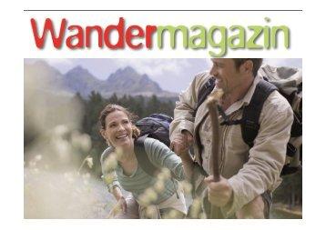 La revista de senderismo alemana