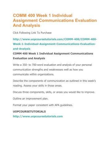 three components of communication