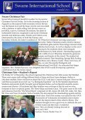 Christmas Fair From the Headteachers Visit to Swans Secondary - Page 2