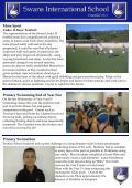 Christmas Fair From the Headteachers Visit to Swans Secondary - Page 6