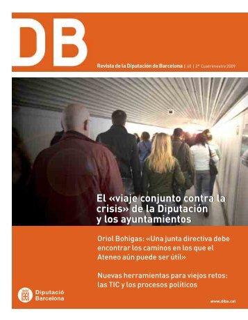 El «viaje conjunto contra la crisis» de la Diputación y los ayuntamientos