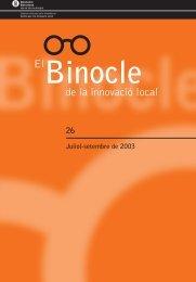 BINOCLE 26