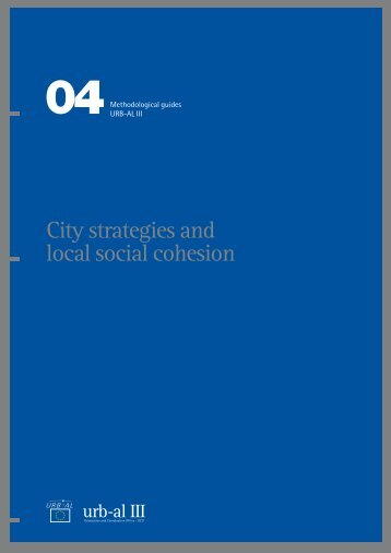 City strategies and local social cohesion