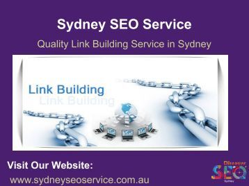 SEO Link Building Services Sydney   Quality Link Building Services Sydney