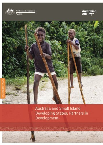 Australia and Small Island Developing States: Partners in - AusAID
