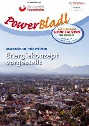 POWERbladl 24 - Stadtwerke Rosenheim