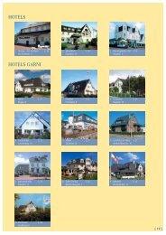 HOTELS HOTELS GARNI - Sylt