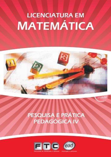 Pedagógica IV