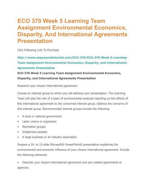Pdf elements of economics
