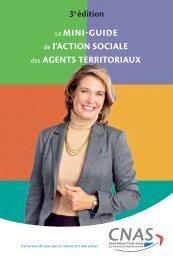 Mini-Guide l'action sociale agents territoriaux