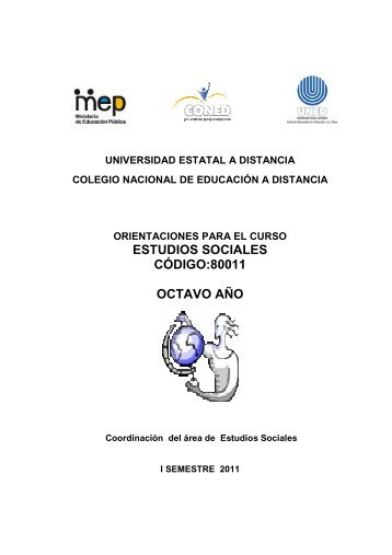 Cronograma I semestre 2011 8º - Coned