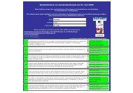 Wahlprüfsteine zur Gemeinderatswahl am 07. Juni 2009 AsylCafé ...