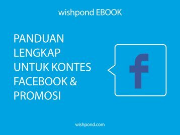 Panduan lengkap untuk kontes facebook & promosi