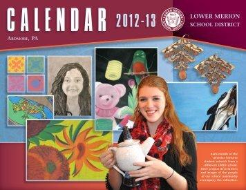 Art Calendar - the Lower Merion School District