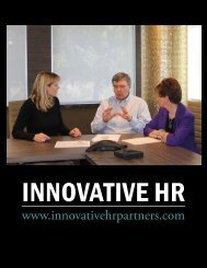 Innovative HR