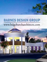 BARNES DESIGN GROUP - The American Business Journal