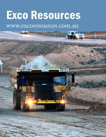 Exco Resources