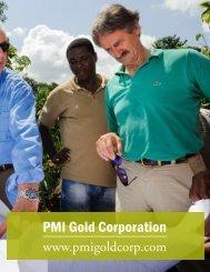 PMI Gold Corporation