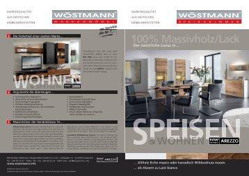 Der nat rliche luxus in - Wostmann markenmobel ...