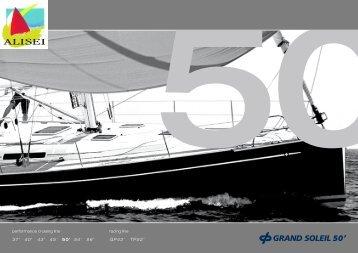 37' 40' 43' 45' 50' 54' 56' GP42' TP52' - Alisei