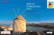 GRECIA Dodecanneso nord