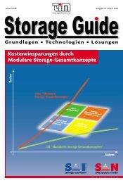Kosteneinsparungen durch Modulare Storage ... - TIM AG