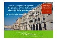 Scarica il programma in formato PDF - Zenobia