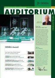 3030 Auditorium 01/04 - DEKRA Certification