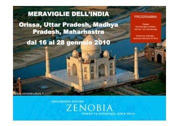 MERAVIGLIE DELL'INDIA Orissa, Uttar Pradesh, Madhya Pradesh ...