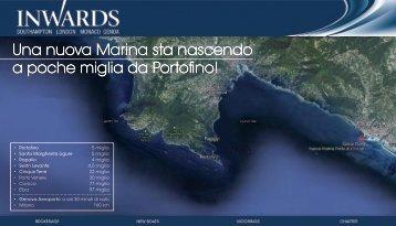 Una nuova Marina sta nascendo a poche miglia da Portofino!