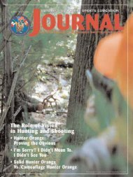 IHEA Patches, Part II - International Hunter Education Association