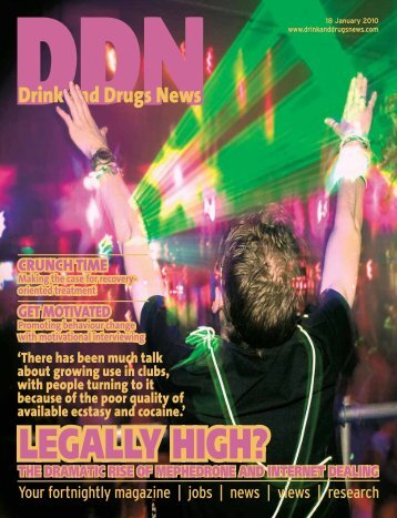 Cover story | Internet drugs