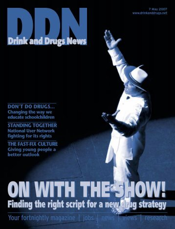Drink and Drugs News