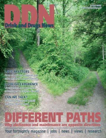 DIFFERENT PATHS