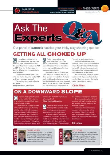Ask the Experts - Flint and Partners