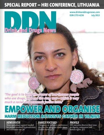 DDN / FDAP workshops