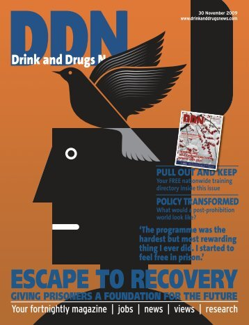 ESCAPE TO RECOVERY