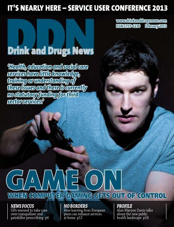 PDF version - Drink and Drugs News