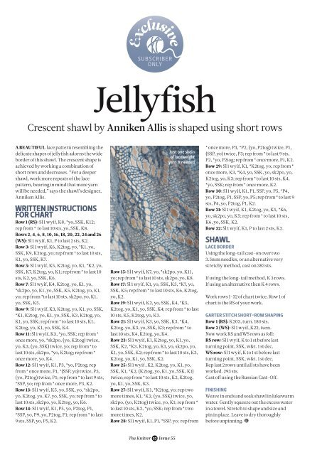 Jellyfish - My Favourite Magazines