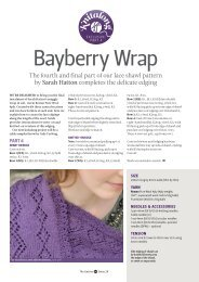 bayberry Wrap