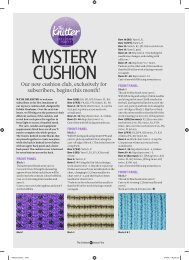 Subscriber exclusive Mystery Cushion - My Favourite Magazines