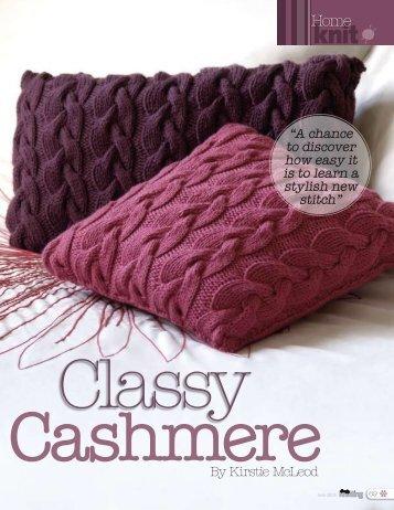 Classy Cashmere