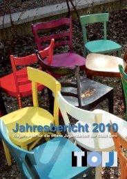 Jahresbericht 2010 - TOJ