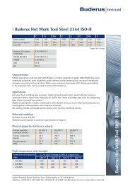 l 2344 ISO-B - Buderus Edelstahl GmbH