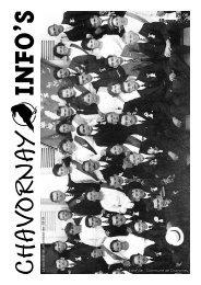 Chavornay Info's no 6 du 16 mars 2012